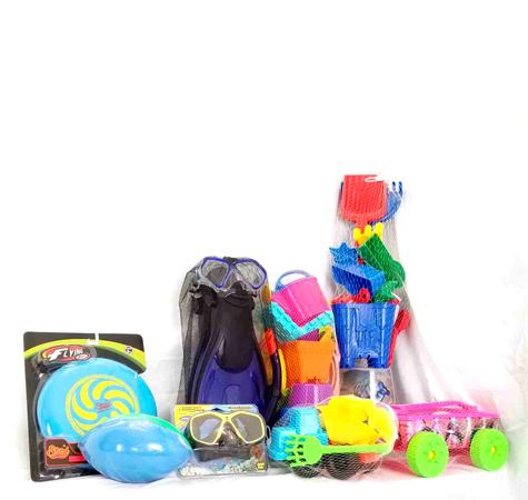Beach Toys Available at St. Tropez Beach Store